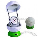 Promotional Gift (Table Lamp with Clock)