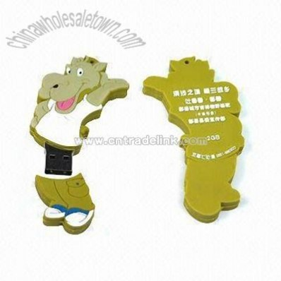 Promotional Horse USB Flash Drives