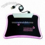 Promotional Mouse Pad with USB Hub