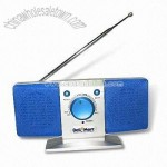 Promotional Novelty Radio