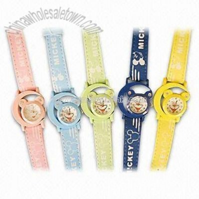 Promotional Plastic Watch