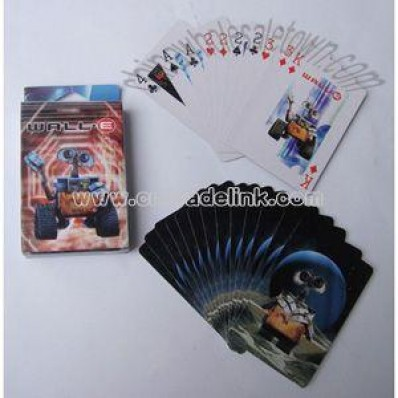 Promotional Playing Card