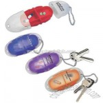 Promotional Pocket Pill Compartment Key Tag