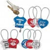 Promotional Poly - Resin Key Tag