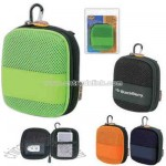 Promotional Portable Travel Stereo Speaker Bag