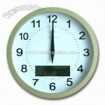 Promotional Radio Controlled Wall Clock