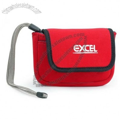Promotional Red Camera Bag