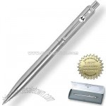 Promotional Sheaffer Sentinel Chrome Ballpoint Pen