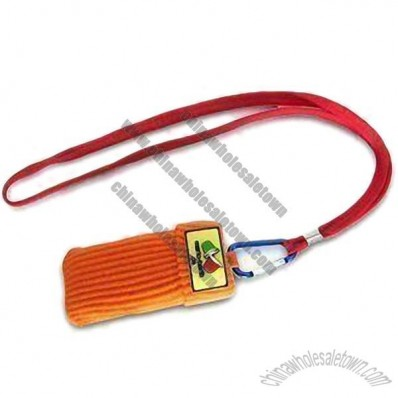 Promotional Tubular Lanyard with Sock