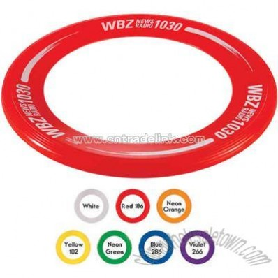 Promotional Zing Ring-Light Weight Flying Ring