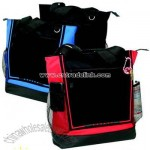Promotional Zippered Tote Bag