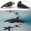 Protecting Whales USB Flash Drive Memory Stick