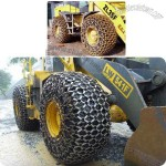 Protection Chains For Wheel Loader Tire