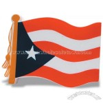 Puerto Rican Flag Stress Reliever