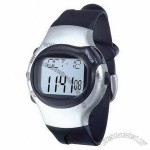 Pulse Watch Minitor Calorie with Alarm and Clock Functions
