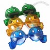 Pumpkin Flashing LED Glasses Sunglasses Party Favor 3 Pcs
