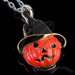 Pumpkin Necklace USB Flash Drive