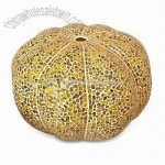 Pumpkin-shaped Mosaic Table Lamp