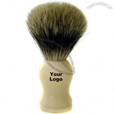 Pure Badger Brush with Resin Handle