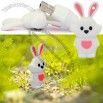 Pure Rabbit USB Flash Drive