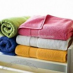 Purified cotton Bath Towels