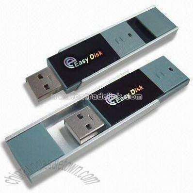 Push-and-pull Interface USB Flash Drive
