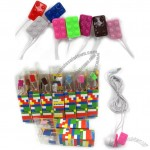 Puzzle Design Stereo In-ear Earphone