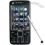 Quad-Band Dual SIM Card Dual Standby Mobile Phone