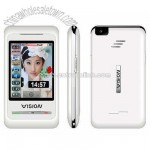 Quad Band Dual SIM Card Mini Phone