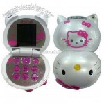 Quad-Band Smart Kitty Mobile Phone