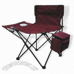 Quad Chair with Side Table and Cooler Bag