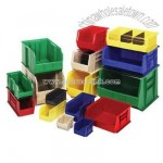 Quantum Storage Heavy Duty Stacking Bin