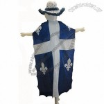 Quebec Flag Cape
