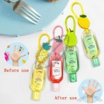 Quick-Drying Gel - Fruit-Flavored Portable Sterilizing Hand Sanitizer