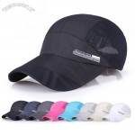 Quick-drying Mesh Cap - Thin, Breathable
