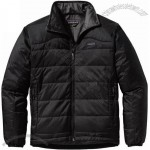 Quilted Down Custom Jackets for Men's