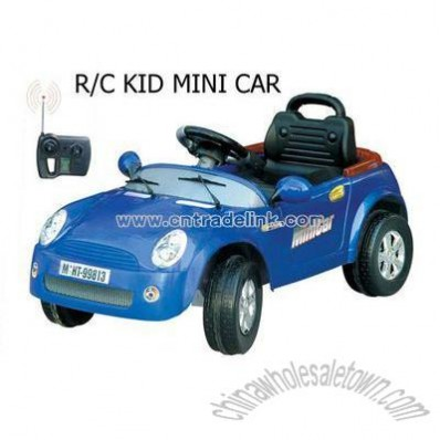 R/C Ride On Car
