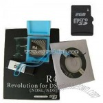 R4 0815 Revolution for Ds + Micro SD TF 2GB