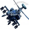 RC Apache Helicopter-Model Helicopter