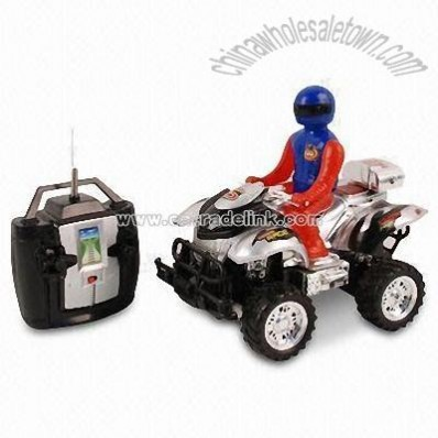 RC Motorcycle with Forward