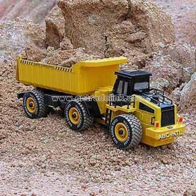 RC Toys Mini Construction Truck