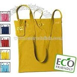 RESORT CRINKLE COTTON ECO BAGS