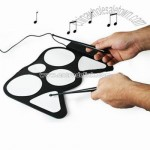 ROLL UP USB DRUM KIT