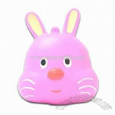 Rabbit-shaped Floating Bath Toy