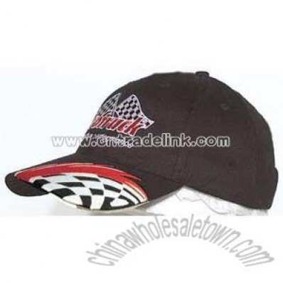 Race Check Cap