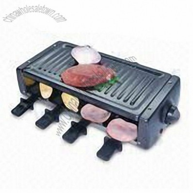 Raclette Grill for Eight Pers