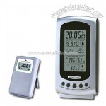 Radio Controlled Weather Station Clock