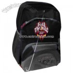 Radio Laptop Backpack Cooler Bag