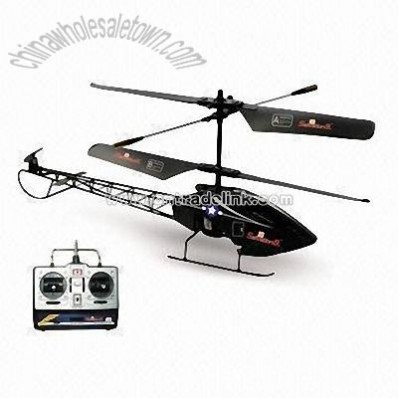 Radio-controlled Helicopter with 350mAh Li-Pol Battery and 15 Minutes Flying Time