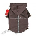 Rain Coat Apparel - Base Jumper Raincoat Brown Large